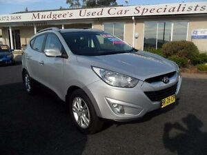 2012 Hyundai ix35 Silver Sports Automatic Wagon Mudgee Mudgee Area Preview
