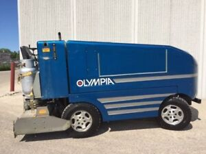 2006 OLYMPIA MILLENNIUM ICE RESURFACER - SIMILAR TO ZAMBONI