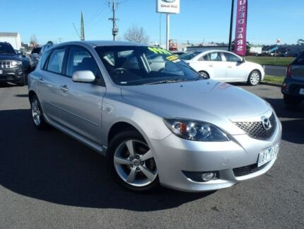 2006 Mazda 3 Silver Sports Automatic Hatchback Traralgon Latrobe Valley Preview
