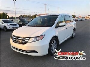 Honda Odyssey EX-L RES Cuir Toit Ouvrant TV/DVD 8 Passagers MAGS