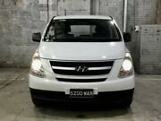 2013 Hyundai iLOAD TQ2-V MY13 White 6 Speed Manual Van Mile End South West Torrens Area Preview