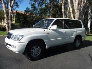 """1999 Lexus LX470 4x4 STUNNING VERY LOW K""""S & LONG REGO Southport Gold Coast City Preview"""