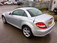 IMMACULATE CONDITION - MERCEDES SLK 280 3.0 AUTO CONVERTIBLE SPORTS CAR - MUST BE SEEN!!