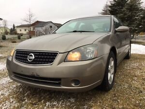 2005 Nissan Altima 2.5SL Sedan