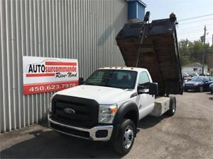 2011 Ford Super Duty F-550 DRW XL -- DIESEL --