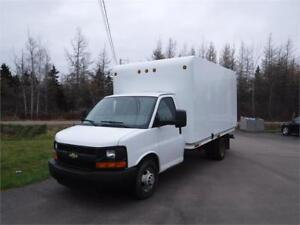2012 Chevrolet Express Commercial Cutaway