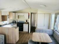 2 bed Holiday Home with large timber decking Call JAMES on [Phone number removed]