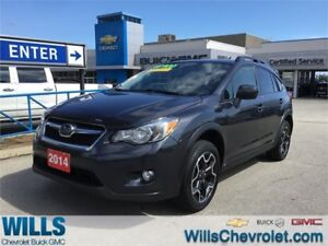 2014 Subaru XV Crosstrek XV | AWD | SUNROOF | HEATED SEATS