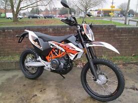 KTM Enduro R 690 MOTORCYCLE