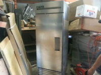 Stainless steel single door cooler!100%cold working condition!