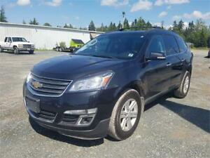 2014 Chevrolet Traverse LT AWD *Warranty* $147 Bi-Weekly OAC