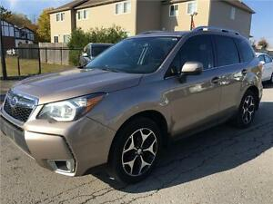 2014 Subaru Forester 2.0XT Touring   Leather   Sunroof  