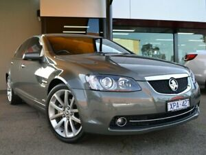 2012 Holden Calais VE II MY12 V Grey 6 Speed Sports Automatic Sedan Fawkner Moreland Area Preview