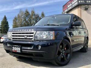 2009 Land Rover Range Rover Sport Supercharged *No Accidents*