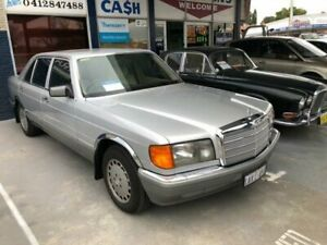 1990 Mercedes-Benz 300 W126 SEL 4 Speed Automatic Sedan St James Victoria Park Area Preview