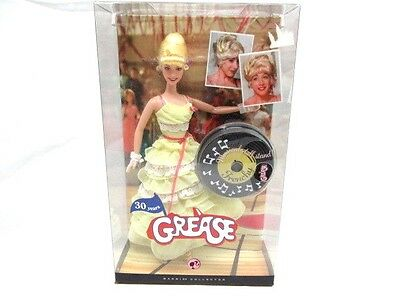 2008 MATTEL M3256 30TH ANNIVERSARY GREASE FRENCHY BARBIE DOLL ~ NIB ~ ( ELM )