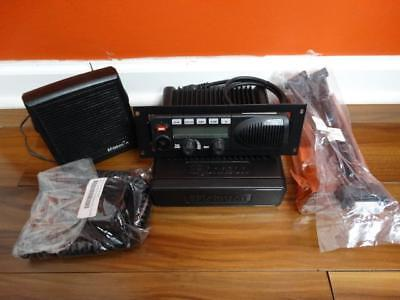 Ef Johnson Multi-net Ascend 5300 Es 700800 Mhz Radio Remote Head Mic Speaker