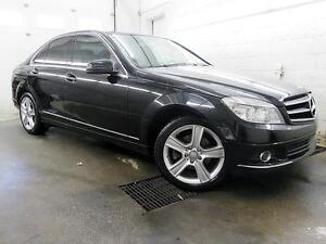 2010 Mercedes C250 4MATIC CUIR TOIT OUVRANT MAGS