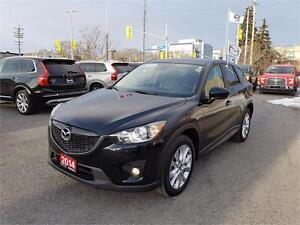 2014 Mazda CX-5 GT MAZDA'S CERTIFIED PRE-OWNED PROGRAM