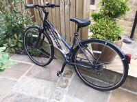 Trek Hybrid Bike - Step Through Frame