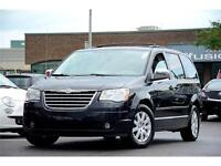 2010 Chrysler Town & Country Touring DVD TOIT A/C TRIZONE CAMÉRA