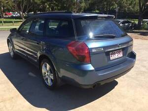 2005 SUBURU OUTBACK, AUTO, HIGHWAY KM'S, JUST SERVICED + RWC !! Woolloongabba Brisbane South West Preview