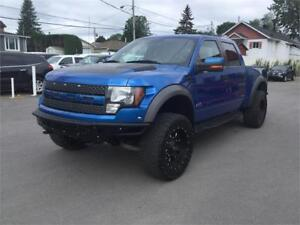 2011 Ford F-150 SVT RAPTOR 4X4 NAV CUIR CAMERA 22999$ 514-692-00