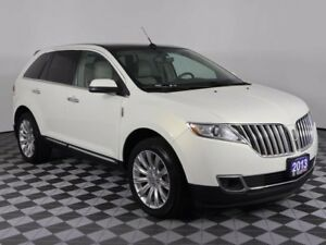 2013 Lincoln MKX Used Lincoln/ Used SUV/ Luxury/ Market Priced