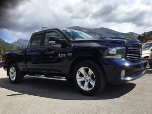 2013 Ram 1500 Sport Leather Sunroof Loaded