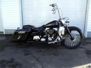 2007 Road King FULL CUSTOM SHOW BIKE!!!!