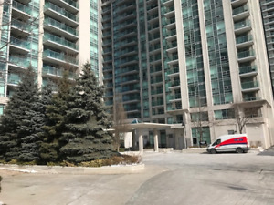 Furnished room in Apartmt 3 minute walk to Yonge/Sheppard Subway