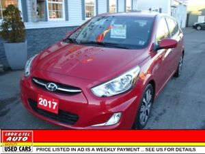 2017 Hyundai Accent SE We finance 0 money down &  cash back* SE