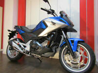 Honda NC750X BLUE 0% PCP FINANCE AVAILABLE