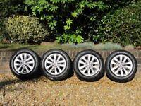 "VW Transporter T5 T6 Clayton 16"" Alloys wheels"