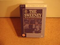 The Sweeney 14 Disc DVD Collection