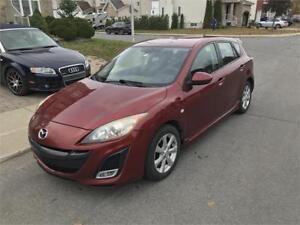 2010 Mazda 3 2.5 ** Hatchback ** FINANCEMENT & PRET DISPO!