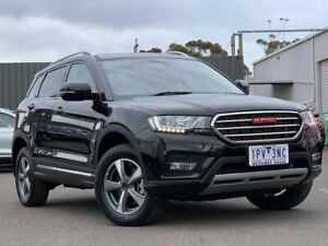 2019 Haval H6 Black Sports Automatic Dual Clutch Wagon Hoppers Crossing Wyndham Area Preview