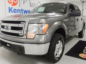 2013 Ford F-150 An ecoboost beast in sterling grey metallic, it
