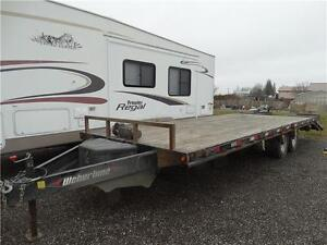Equipment Trailers for rent