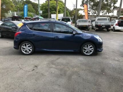 2013 Nissan Pulsar C12 SSS Blue 6 Speed Manual Hatchback Sutherland Sutherland Area Preview