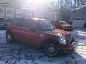 2009 Mini Cooper S  REDUCED TO SELL