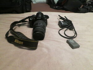 REDUCED!! Nikon D3000 with accessories