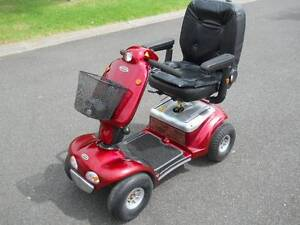 Mobility Scooter Shoprider model 889sl New Batteries. Great condi Reservoir Darebin Area Preview
