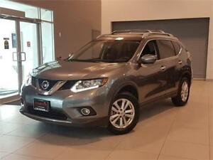 2015 Nissan Rogue SV-FAMILY-NAVIGATION-PANO ROOF-7 PASSENGER