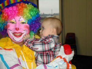 Birthday Face Painting, Princess, Clown, Balloons, Magic Show