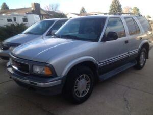 MINT 1996 GMC Jimmy SLT Auto 4X4 69,050 KM