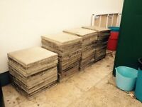 64 slabs for sale, used but good condition