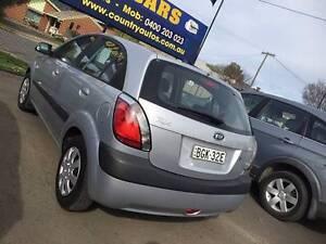 2008 Kia Rio Hatchback Taminda Tamworth City Preview