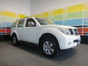 2005 Nissan Pathfinder R51 ST-L (4x4) White 5 Speed Automatic Wagon Wangara Wanneroo Area Preview