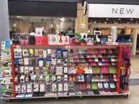 Mobile phone stall for sale (kiosk)